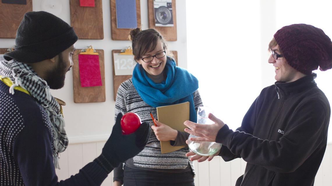 Photograph of Shift Mentorship