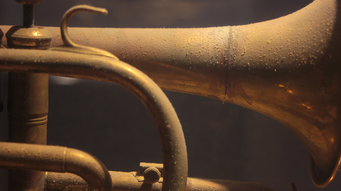 Photograph of Cycles of Brass