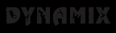 Dynamix Logo Black
