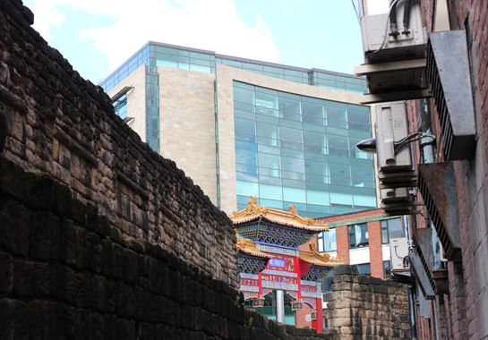 Photograph of Borderline Newcastle
